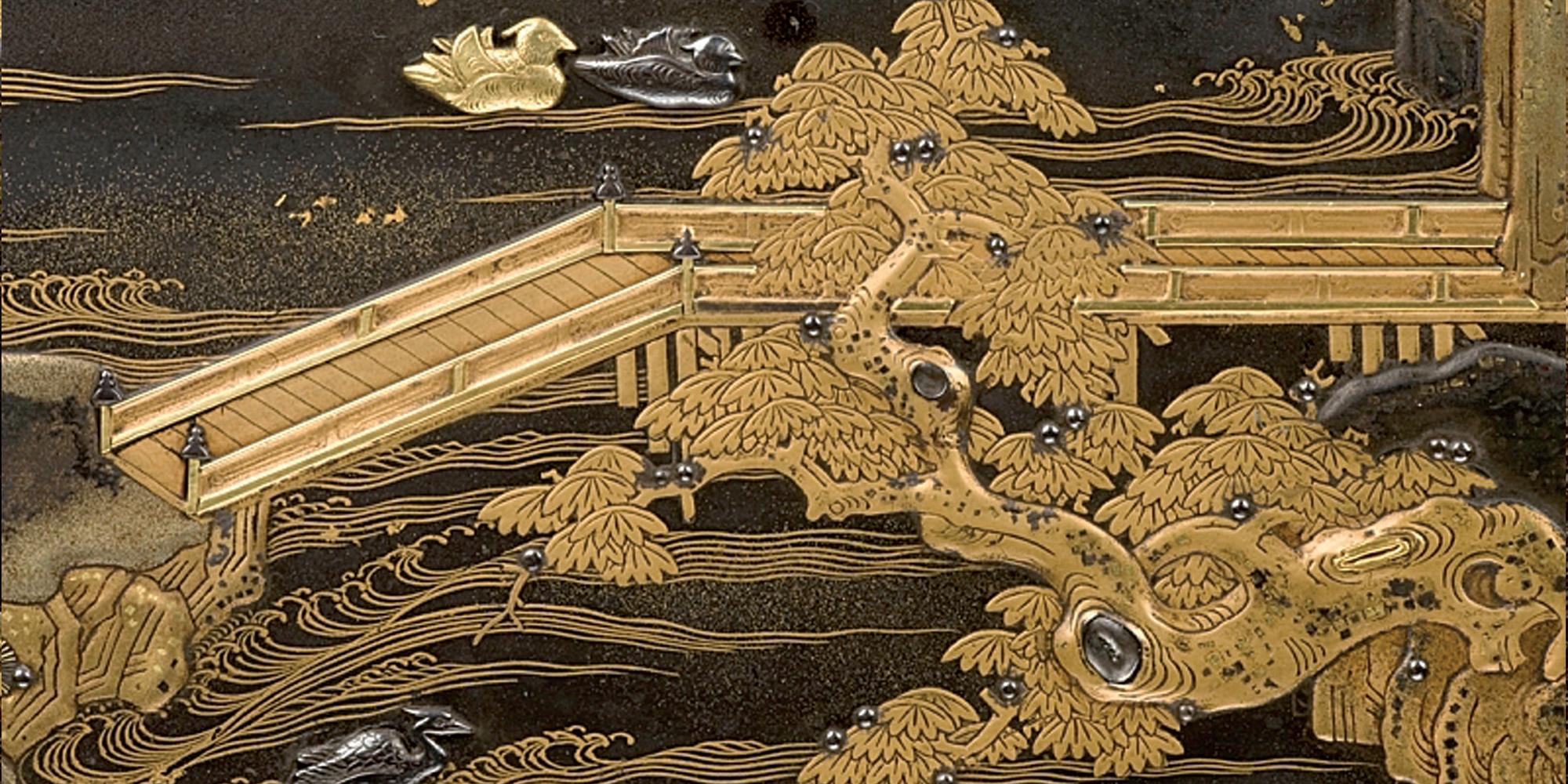 La tecnica della laccatura con lacca urushi