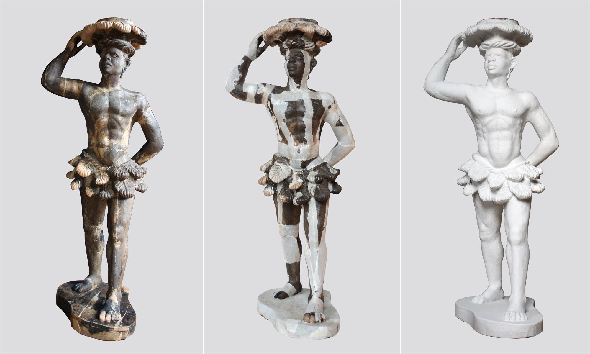 restauro scultura lignea