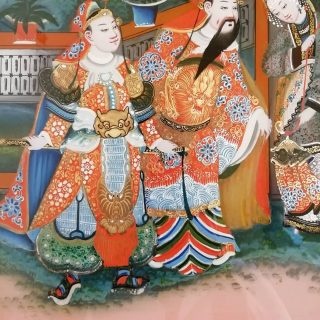 L'imperatore Ganlu fa cose.... https://www.rest-art.biz/2021/04/09/restauro-dipinti-su-vetro-cinesi/